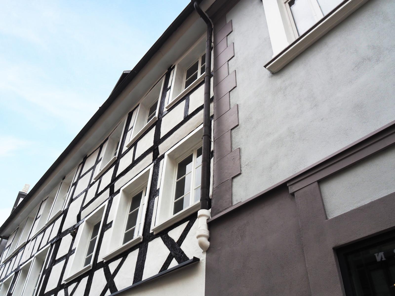 Kaufhaus Schnückel - Fassadendetail