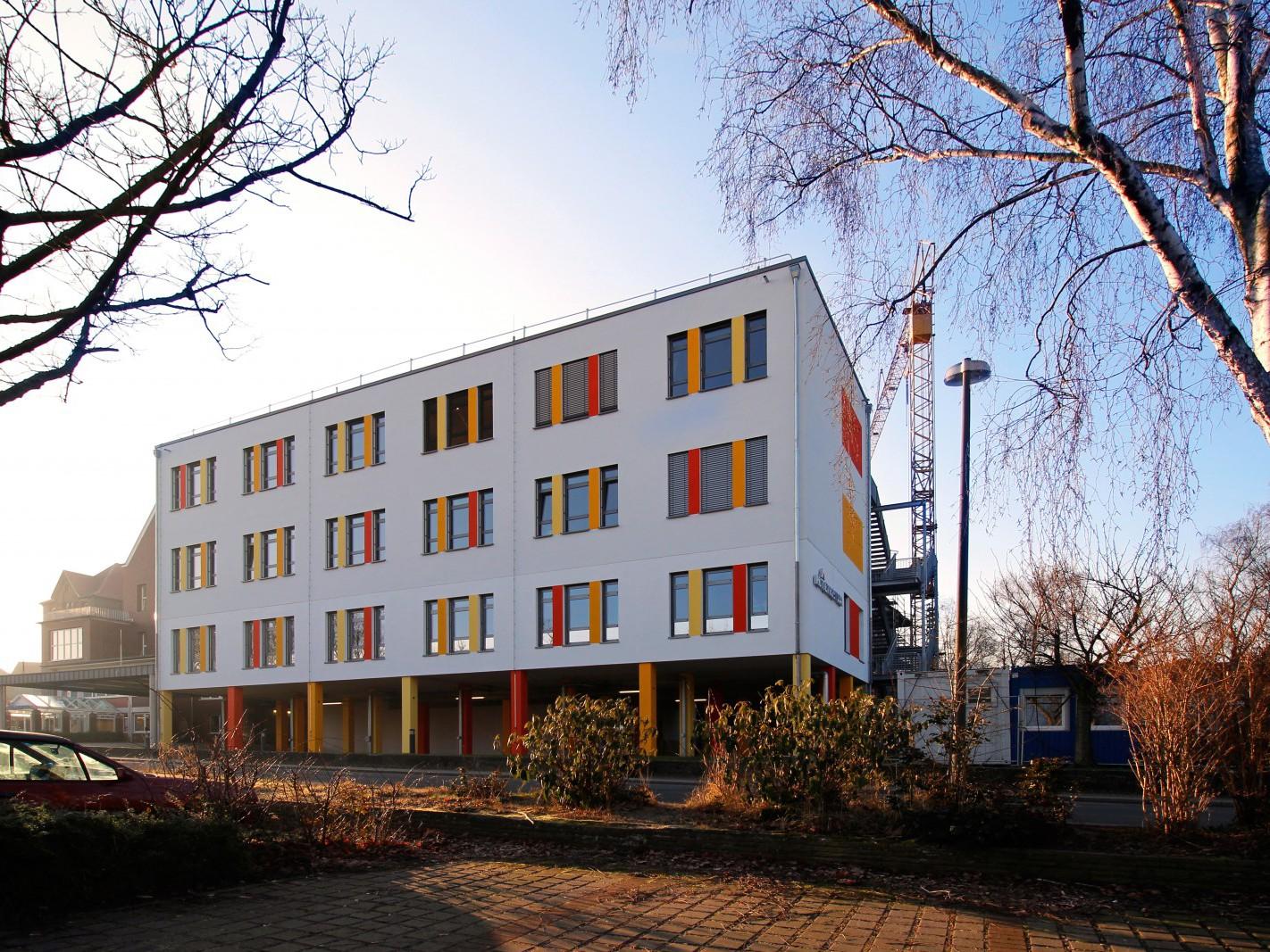 Hüttenhospital Do_Aufstockung Ansicht 1