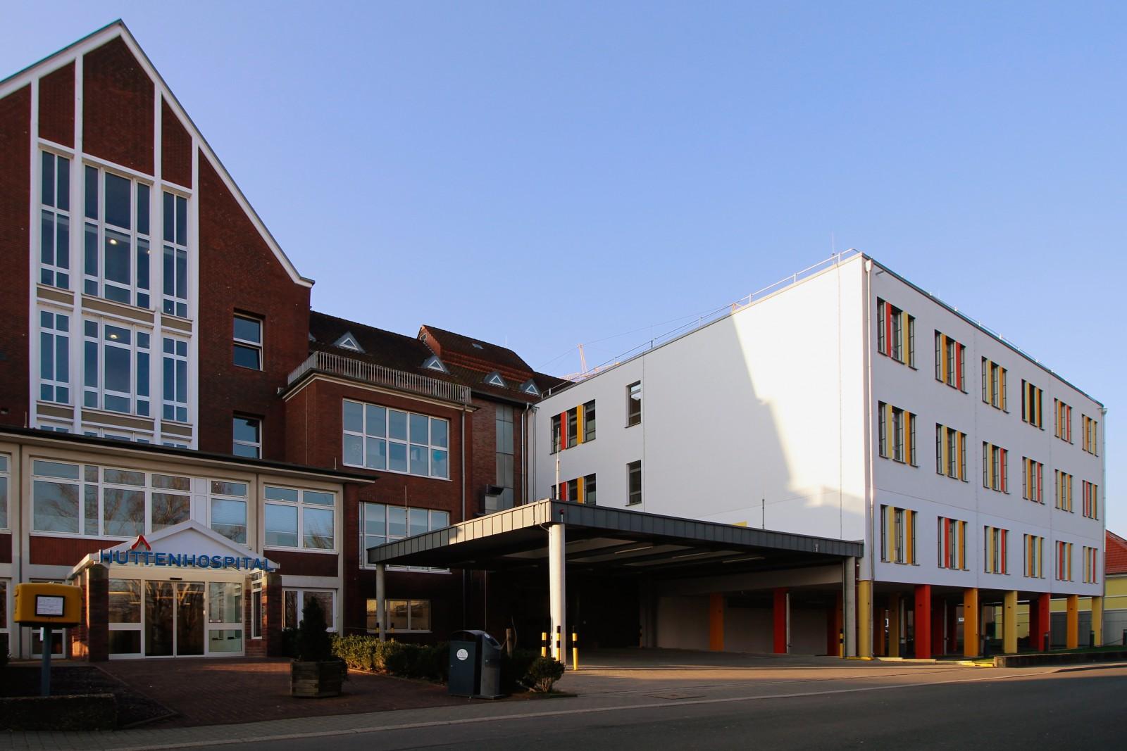 Hüttenhospital Do_Aufstockung Ansicht 2