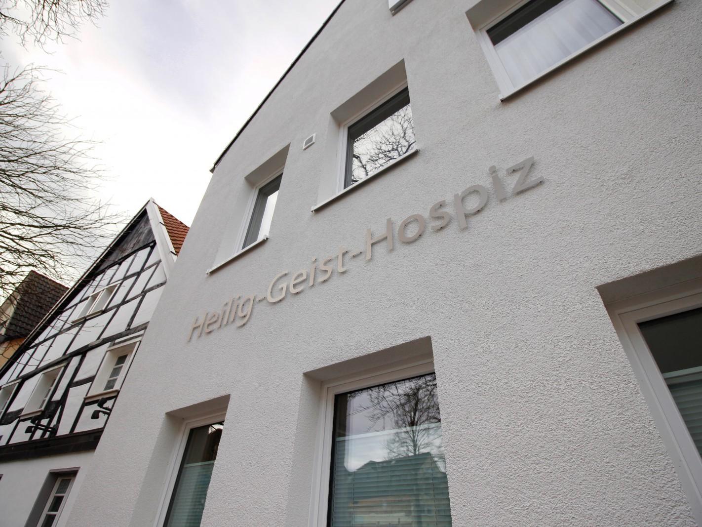 H-G-Hospiz Unna_Außenansicht