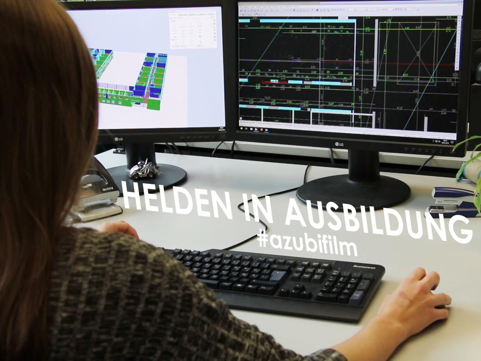 Helden In Ausbildung_Azubifilm_Weicken Architekten