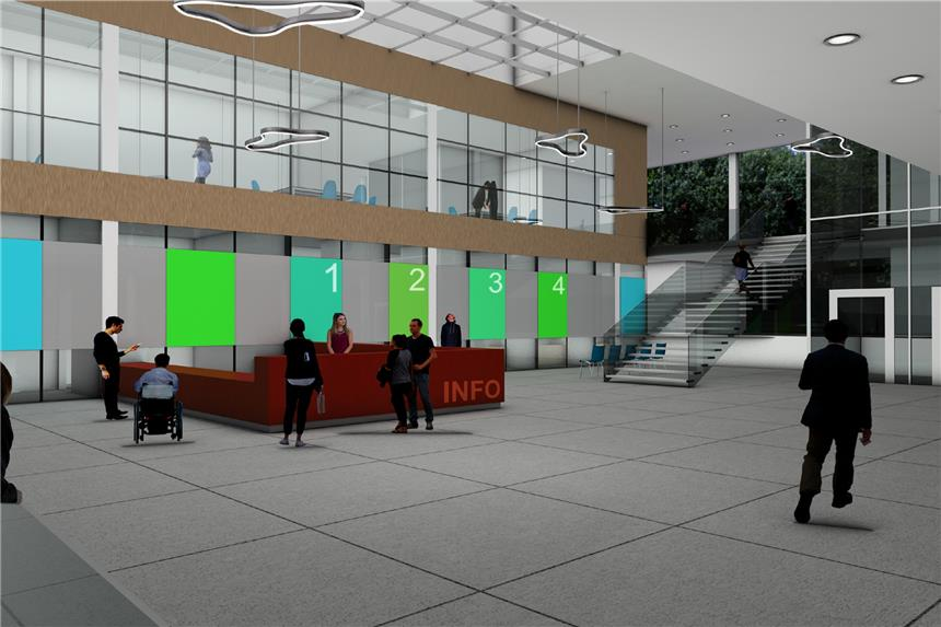 JoHo Dortmund_Visualisierung Innen 1