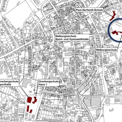 MBKS Walburgisschule Werl_Lageplan-alle