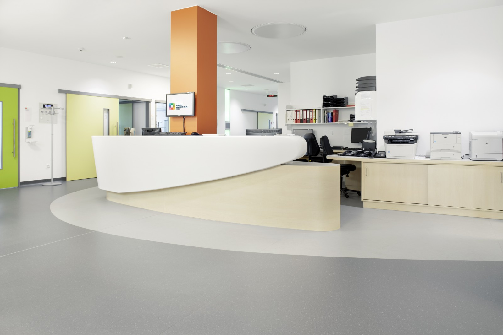 Theke ITS, Quelle: Forbo Flooring (www.forbo-flooring.de)