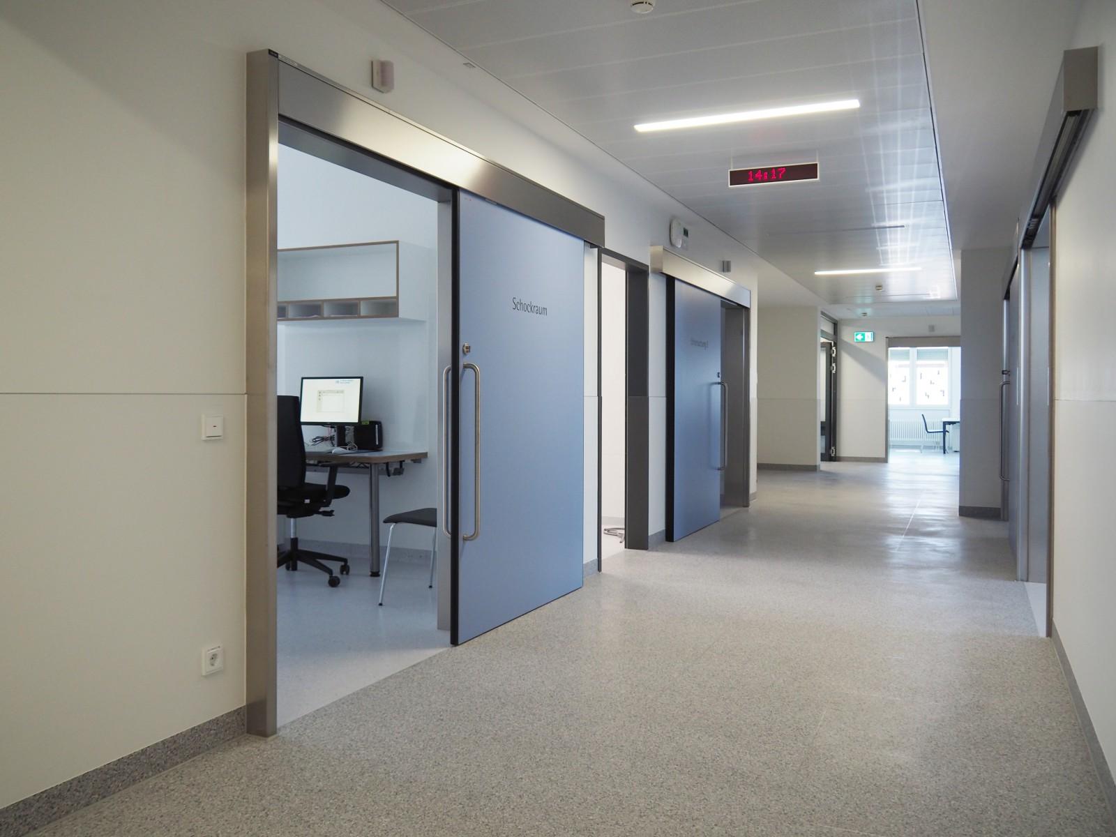 Marien-Hospital Hamm Flur ZNA
