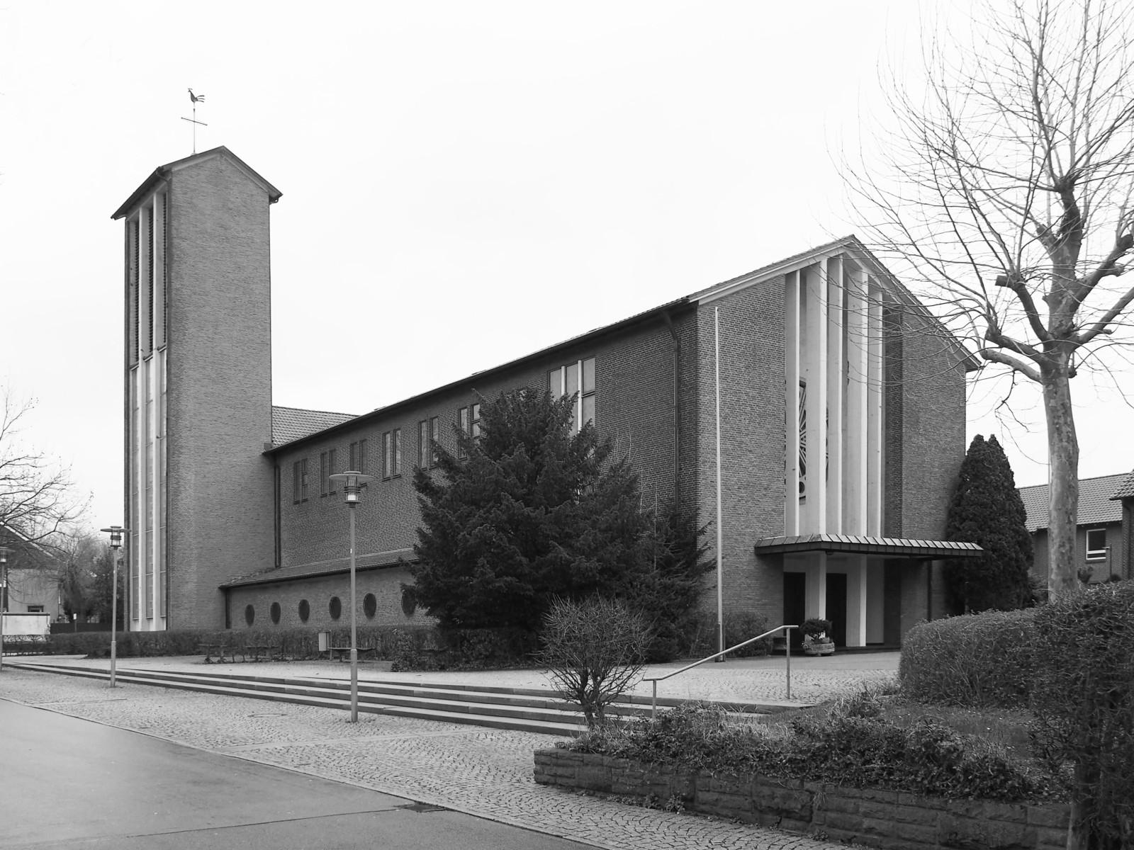 St. Elisabeth Kirche Bergkamen